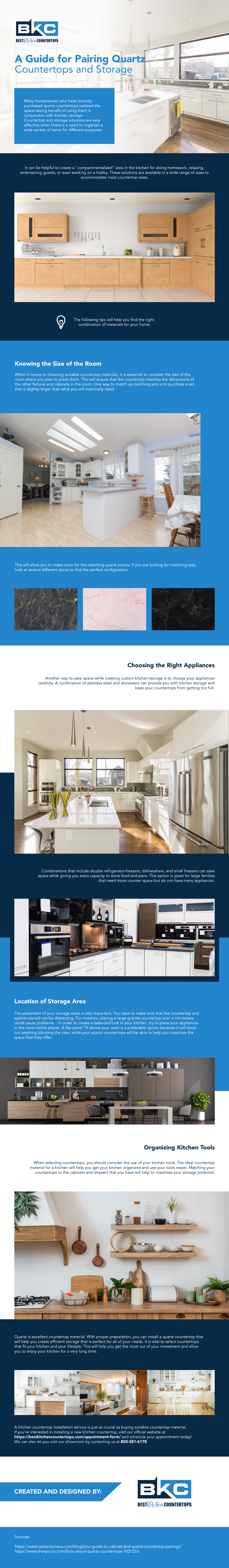 A Guide for Pairing Quartz Countertops and Storage4791